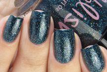 Nail Polish - Harry Potter Inspired Colors