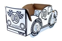 Creative Carton - Lil' Racer