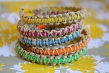 Bracelets / by Lydia Billman