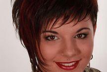 Haarschnitt Sandra