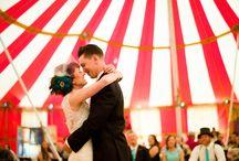 Circus Themed Wedding / Wedding Circus Theme