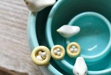 pottery / by Tiffany