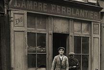 régi üzletek