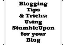 Stumbleupon / by Blogging World