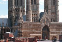 Gothic cathedrals in the UK