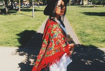 Summer is here! / Traditional Russian shawls - unique and amazing quality!