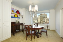UPPER EAST SIDE APARTMENT / Upper East Side apartment staged with new inspirations for dream living