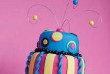 Cakes / by Niki Hemminger