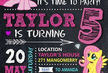 Maya's party