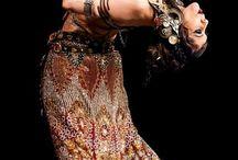 Belly Dance, Tribal