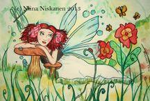 Green Art by Fairychamber