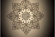Sketches / Geometry&Mandala Dotwork