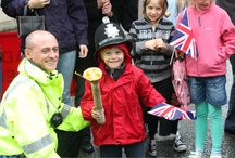 Olympic Torch Relay / The iconic Olympic Torch Relay will be carried through seventeen communities in Northumberland.