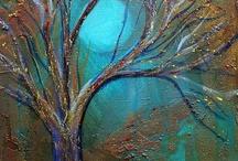 Paintings Trees