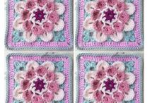 Crochet grannymoon