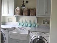 Laundry Room Ideas / by Kit Bishop