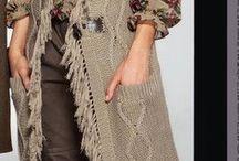 pletené vesty