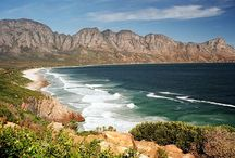 Coastline South Africa / Beaches, seaside villages and views along the South African coastline
