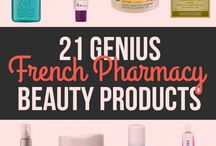 Le Visage / Beauty products from France and the U.S.