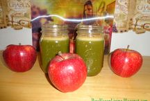 Kale Juice Juicing With Kale