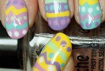 a year with nail art #2 / idee per la seconda edizione della rubrica di nail art