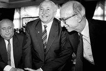 Vefatının 3. yılında Erbakan fotoğrafları