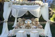 Bride sofreh