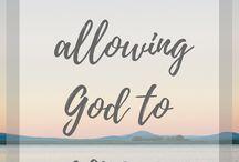 Faith / Inspo + guidance for living a Gospel-centered life.