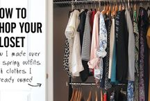 Closet Secrets / Home organization tips and making the most out of your closets and storage space