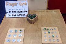 Classroom - finger gym