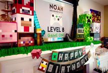 Video Game Birthday Party