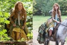 Secret of Moonacre - Set and Costume Design