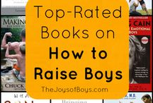 RAISING BOYS / Parenting tips and advice for raising boys and keeping your sons happy and healthy.