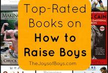 Raising boys / by Amber K Stanifer