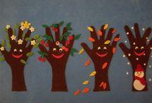 Království lesa - stromy, rostliny, plody
