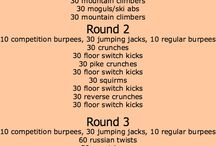 Workouts for the core