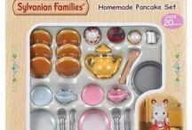 Sylvanian families (линейка игрушек)