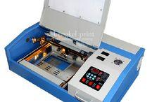 Mesin Grafir Laser Mini