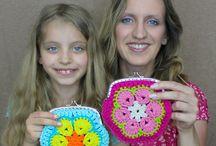 かぎ針編みパターン