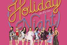 Girl's Generation – Holiday Night