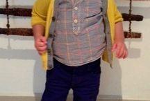 Moda para niños / Para vestir padre a los niños.