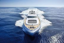 Yachts / The Mangusta 108 is one of the most popular luxury super-yachts. Charter the Mangusta 108 Yacht and spend a few days with friends and family on the sea.  Price on request, contact us.