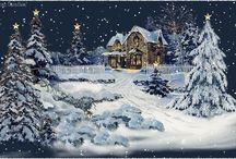 Scene Di Natale