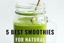 Smoothies for hair growth