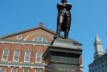 Boston Massachusetts / Places to explore in Boston Massachusetts.