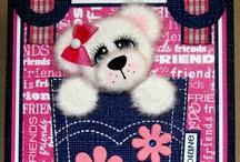 tear bear cards