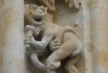 escultura románica y gótica