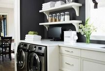 Utility rooms / Beautiful interior designs for utility rooms in a normal home.