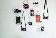 Vintage Camera Displays