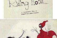 Tim Burton's art / Crazy ideas